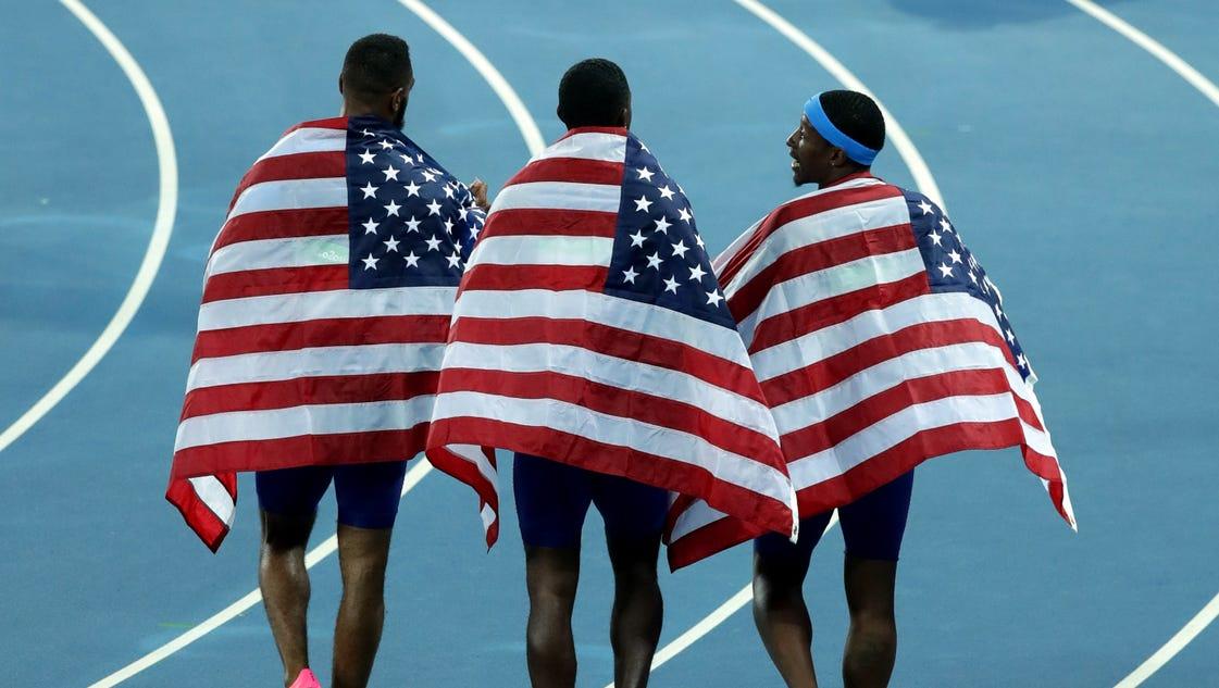 Jamaica pokes fun at USA's 4x100 relay failures
