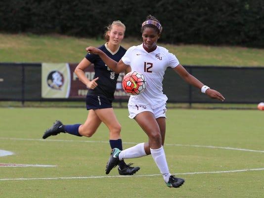 FSU Women's Soccer vs Pittsburg