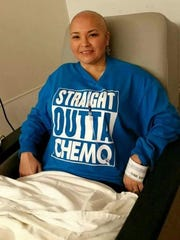 Brandy Davis spent most of the last year going through chemotherapy and radiation — she is now a cancer survivor.