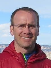 Randy Reuscher, photographer for the winning photo.