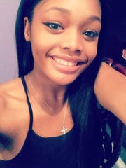 Samia Lucas, 18, died Sunday morning in a crash at