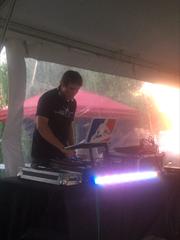 "Cherokee High School senior Dean ""DJ DE4N"" Seidman"