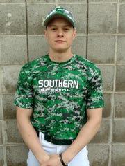 Caleb Wissel, Randolph Southern baseball