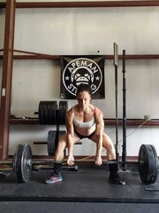 Lisa Marquette has participated in CrossFit since 2011.