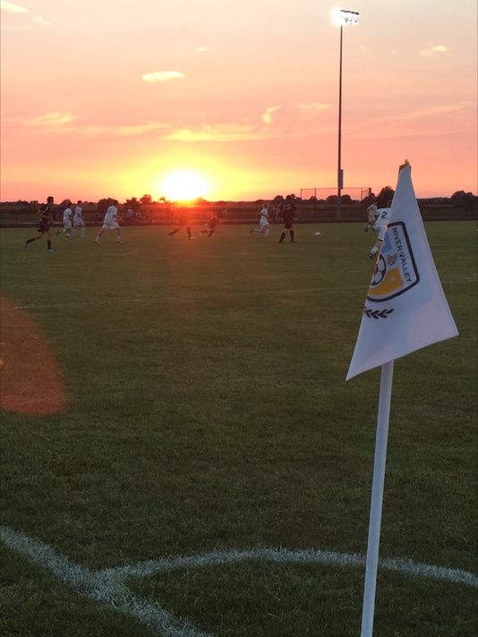 RIver Valley Harding boys soccer