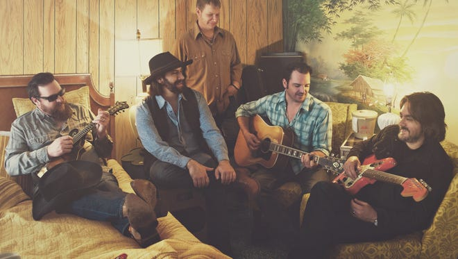 Reckless Kelly performs Thursday at Brewster Street Icehouse in Corpus Christi.