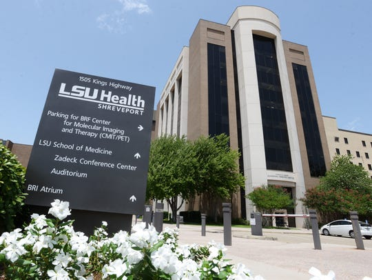 LSU Health Sciences Center in Shreveport.