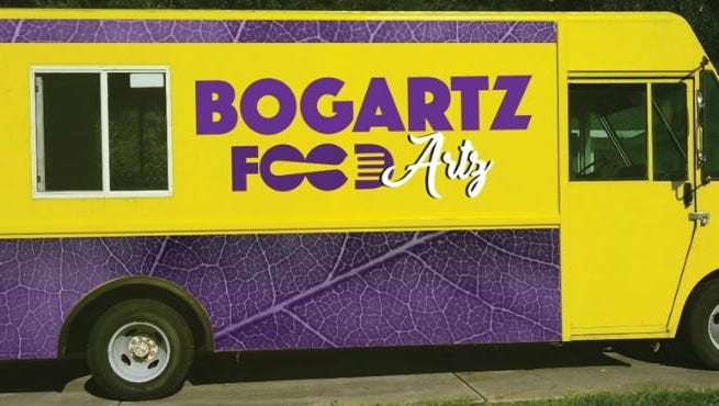 Bogartz Food Artz truck will soon be on the road.