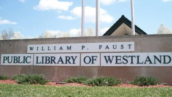 The Westland Public Library.