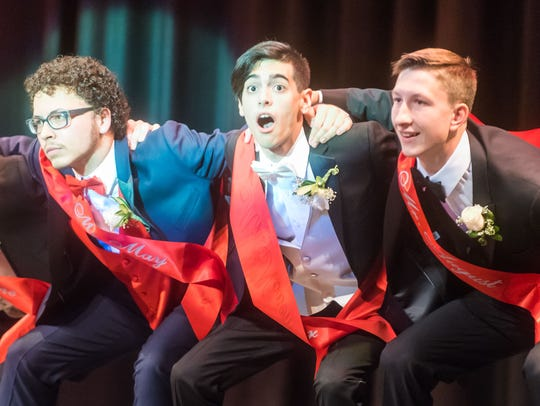 The 24th Annual Mr. Vineland competition kicked off