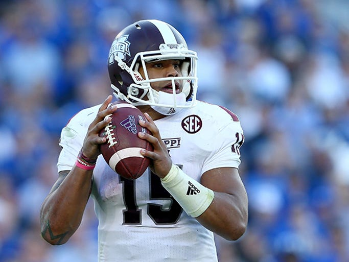 COLLEGE FOOTBALL PLAYOFF RANKINGS, WEEK 1 -- 1. Mississippi