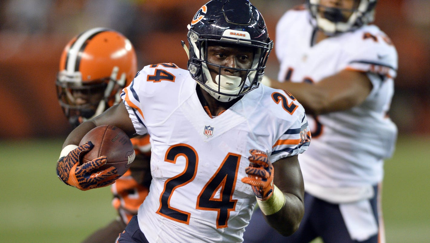 Fantasy football waiver wire Jordan Howard moves to forefront in