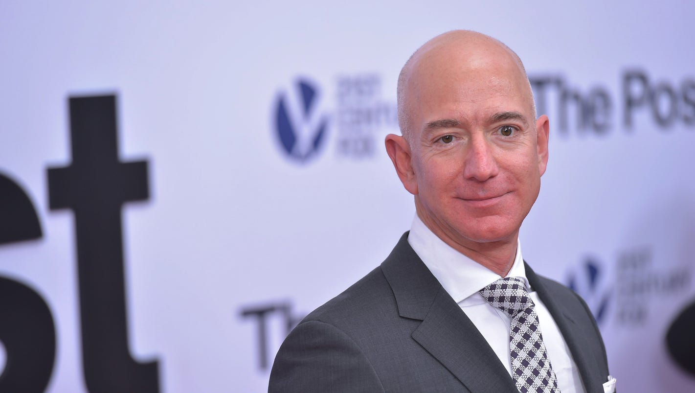 Jeff Bezos has eaten iguana, loves his momma, and other things we learned about the Amazon founder