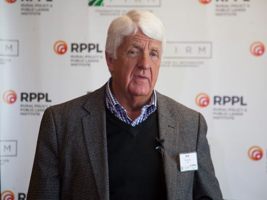 Rep. Rob Bishop is chairman of the House Natural Resources Committee.