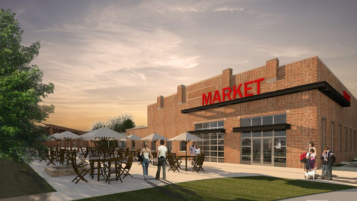 Planned Mequon Public Market lands Anodyne Coffee, part of mixed-use development