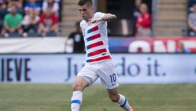 Hershey native and United States soccer star Christian Pulisic agreed to a $73 million transfer to play for Chelsea of the English Premier League next season.