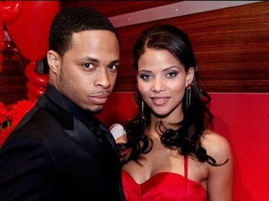 Cornelius Smith Jr., with actress Denise Vasi, portrayed