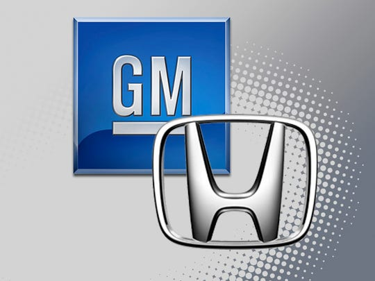 GM will build Honda-badged EVs in North American GM plants.