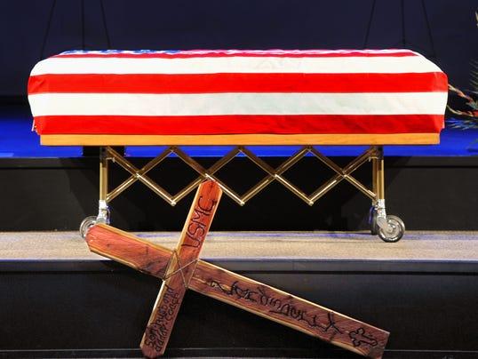 AP Middle School Shooting Memorial