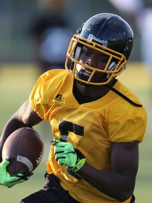 Detroit King wide receiver Donnie Corley