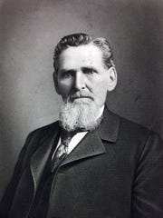 "Judge Eugene Criss was the ""father of Sac City"" who"