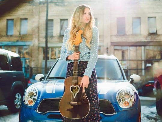 Ellee Duke is a rising country  music star.