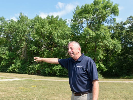St. Cloud Mayor Dave Kleis talks about plans for a