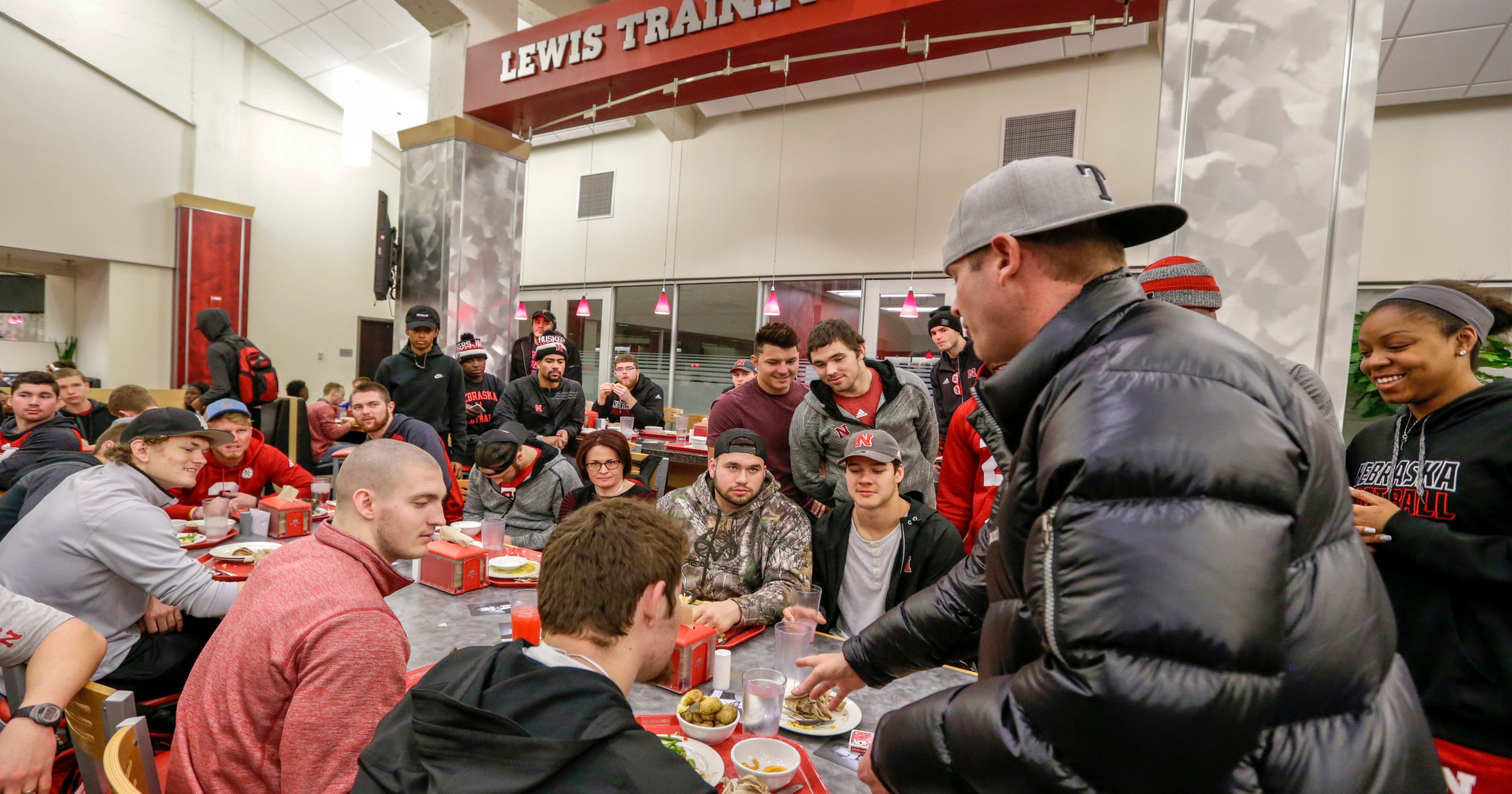 Fine Dining Or Fast Food Eatings Better In Power Five - Unl training table