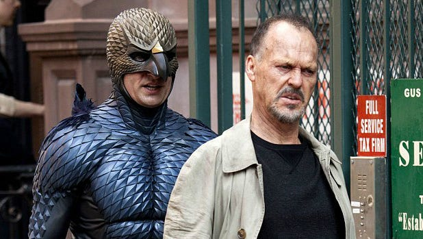 """""""Birdman"""" won the Independent Spirit Award for best picture, and star Michael Keaton won for best actor."""
