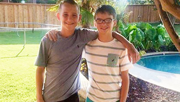 Ashton and Ethan Davis of Bowie are being sought by the Bowie Police as missing persons.