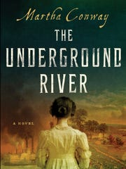 'The Underground River' was published June 20 by Touchstone.