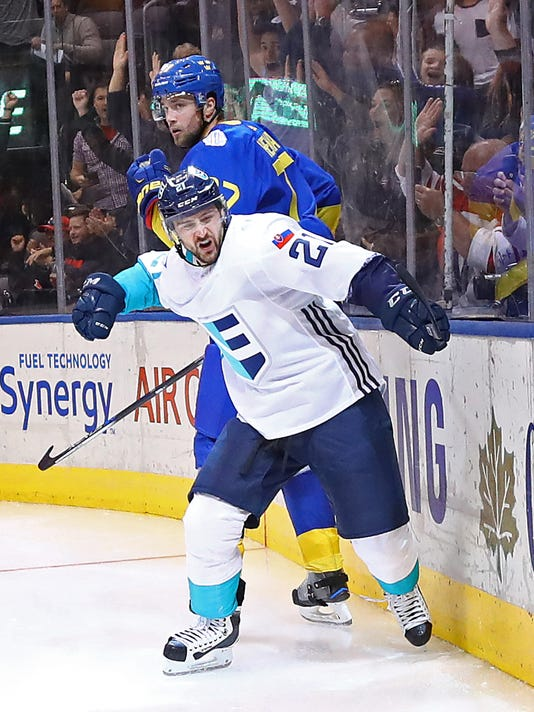 World Cup Of Hockey 2016 - Semifinals - Europe v Sweden