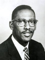 Rev. J.O. Rich, former pastor at St. Paul Baptist Church