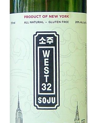 West 32 Soju