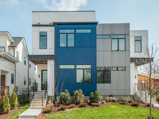 New Edgehill construction at 1022 14th Avenue South