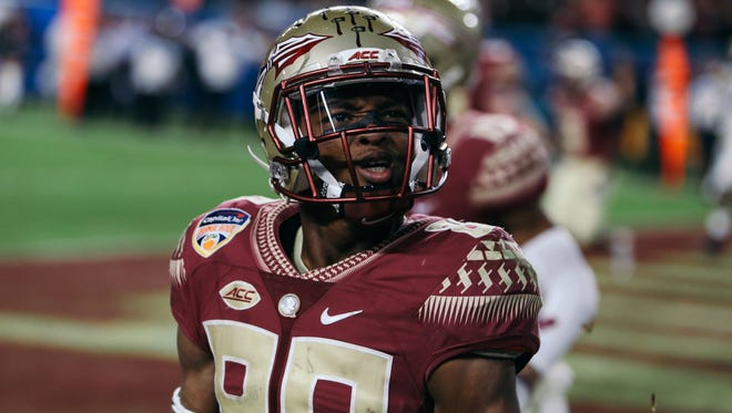 Nyqwan Murray looks to make a huge impact for Florida State's wide receiving corps in 2017.