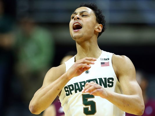 NCAA Basketball: Maryland - E. Shore at Michigan State