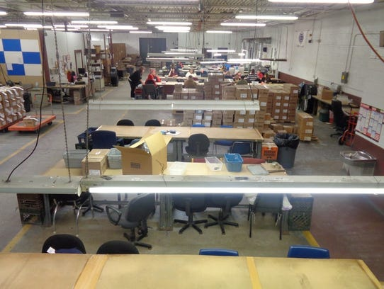 Goodwill Industries of St. Clair County maintains an
