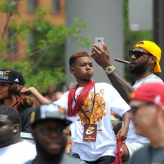 As Cavs fans react to Lebron leaving, an Ohioan has hope in 1 thing