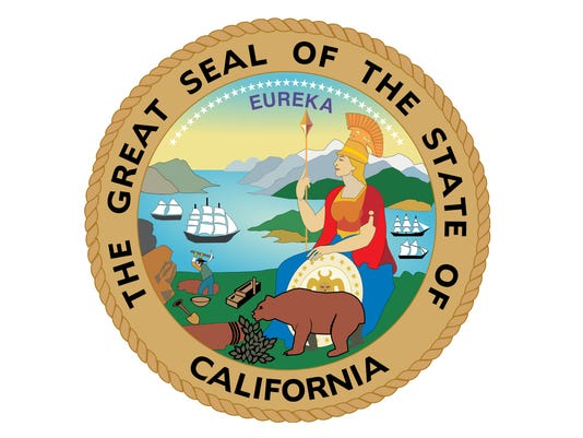 #stockphoto - Seal of California