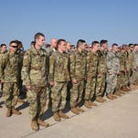 Wisconsin National Guard troops heading to Mexico border in Arizona