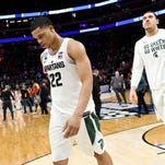 Couch: Michigan State, it turns out, never became the team we thought it might be