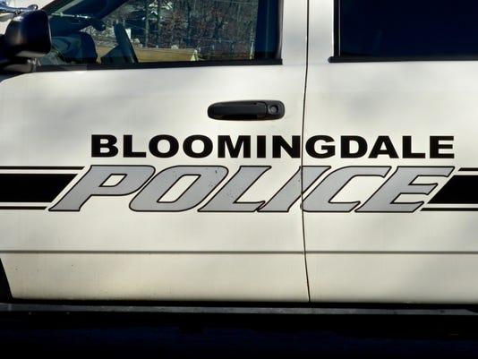 Bloomingdale Police Car