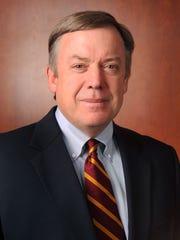 Michael Crow 2013 photo. President of Arizona State