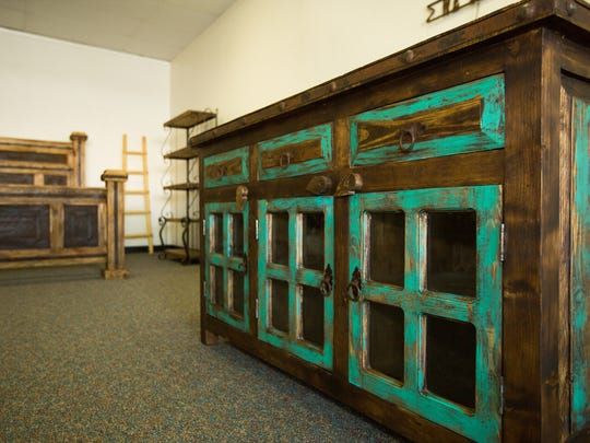 This dresser and other furniture available at Rustic