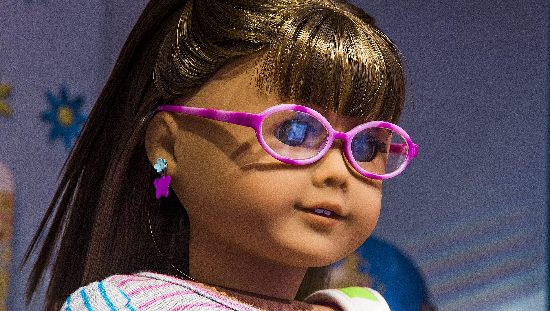 Charlotte/'s Web doll sized mini book for American Girl Maryellen