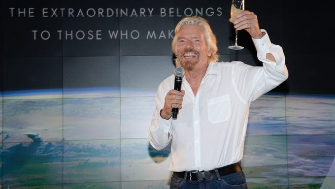 British entrepreneur Sir Richard Branson (pictured) will enter the cruise business, promising to shake up the status quo with a fresh approach to the multi-billion dollar business.