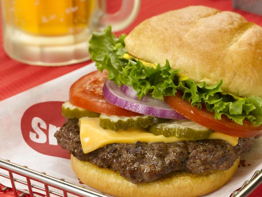 Smashburger offers a parade of flavors. Start with