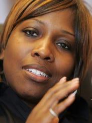 Former Detroit schools principal Kenyetta Wilbourn