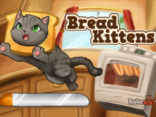 Bread Kittens